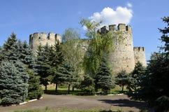 Soroca fortress. Moldovan fortress of XV century, the city Magpies Royalty Free Stock Photos