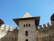 Soroca Fortress Royalty Free Stock Image