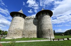 Soroca fortress Mold. Cetatea Soroca. Soroca fortress Mold. Cetatea Soroca - Moldavian fortress of the XV century, in the city of Soroki stock photo