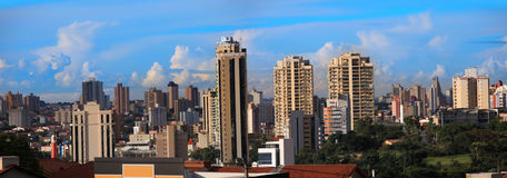 Sorocaba, Βραζιλία Στοκ φωτογραφία με δικαίωμα ελεύθερης χρήσης