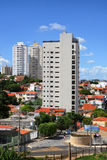 Sorocaba. BRAZIL - DECEMBER 08: Downtown  in Brazil on December 08, 2014 in .Eigth largest city in Sao Paulo state , Its export to over 115 countries, with an Royalty Free Stock Image