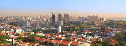 Sorocaba. BRAZIL - JANUARY 17: Downtown  in Brazil on January 17, 2013 in .Eigth largest city in Sao Paulo state , Its export to over 115 countries, with an Stock Photos