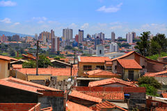 Sorocaba. BRAZIL - JANUARY 17: Downtown  in Sao Paulo state on January 17, 2013 in . Eith largest city in Sao Paulo state , Its industries export to over 115 Stock Photography