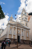 Sorocaba Cathedral Stock Images