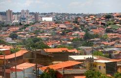 Sorocaba en el Brasil Foto de archivo
