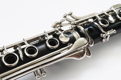Sorprano Clarinet Stock Photography