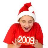 Sorprender 2009 Fotos de archivo libres de regalías