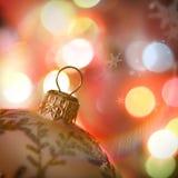 Sorpresa de la Navidad Imagenes de archivo