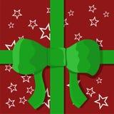 Sorpresa de la Navidad Foto de archivo libre de regalías