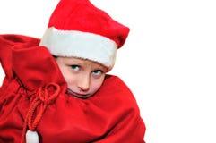 Sorpresa del Año Nuevo Imagen de archivo libre de regalías
