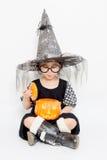 Sorpresa Halloween Fotografie Stock Libere da Diritti