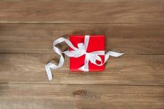Sorpresa o regalo para cualquier día de fiesta Imagen de archivo libre de regalías