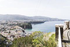 Sorrent - ITALIEN stockfotografie