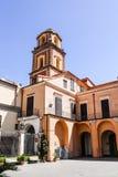 Sorrent-Kathedralen-Glockenturm Sorrent Lizenzfreie Stockbilder