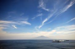 Sorrente, Italie image stock