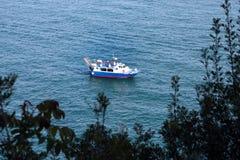 Sorrentine peninsula Italy Royalty Free Stock Image