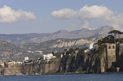 Sorrento Bay Royalty Free Stock Photo