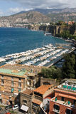 Sorrento Bay. View across the bay, Sorrento, Italy Stock Photo