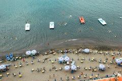 Sorrento beach Royalty Free Stock Photos