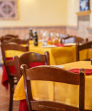 Sorrento Cafe Royalty Free Stock Photography