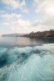 Sorrento coast. Sorrento coast in Italy Stock Images
