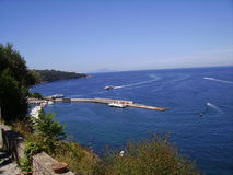 Sorrento coast Stock Image