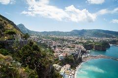 Sorrento coast, Italy Royalty Free Stock Image