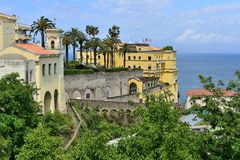 Sorrento Coast Stock Images