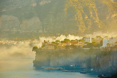 Sorrento is expensive and most beautiful European Stock Image