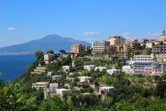 Sorrento, Italia fotografía de archivo