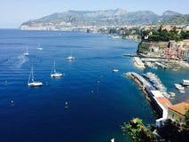 Sorrento, Italien Stockfoto