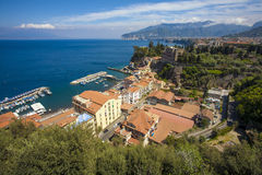 Sorrento, Italy. Sorrento city in Italy, Europe Stock Photos