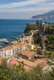 Sorrento, Italy. Sorrento city in Italy, Europe Stock Image