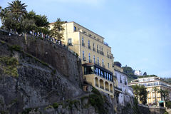 Sorrento, italy. Sorrento, city in mediterranean coast of italy Royalty Free Stock Image