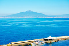 Sorrento, Italy. European resort Royalty Free Stock Photography