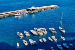Sorrento, Italy. European resort Royalty Free Stock Images