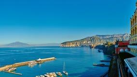 Sorrento, Italy. European resort Stock Photography