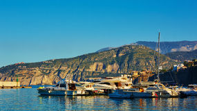 Sorrento, Italy. European resort Stock Image