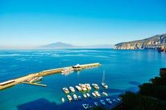 Sorrento, Italy. European resort Stock Photo