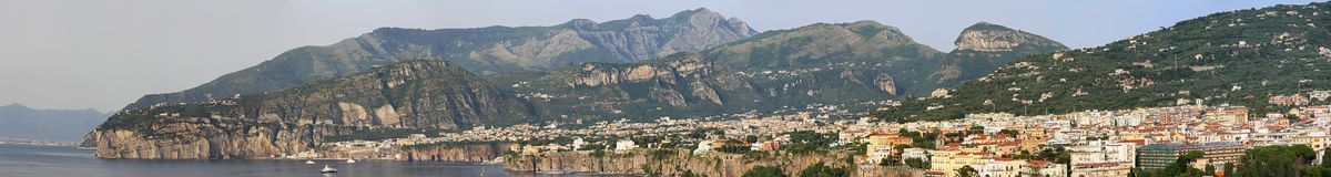 Sorrento Italy Royalty Free Stock Images