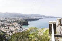 Sorrento - l'ITALIA Fotografia Stock