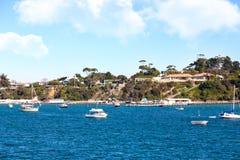 Sorrento molo, Australia zdjęcia stock
