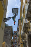 Sorrento. A nice town near N, cityscape.aples Stock Photo