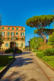 Sorrento is one of the most expensive resorts Royalty Free Stock Photo