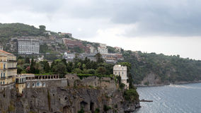 Sorrento is a pearl of Italy Royalty Free Stock Photography