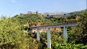Sorrento is a pearl of Italy Royalty Free Stock Image