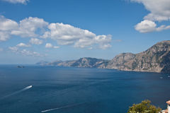 Sorrento Peninsula Royalty Free Stock Photography