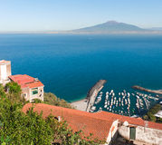 Sorrento - Seiano Stock Images