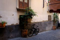 Sorrento side street Stock Images
