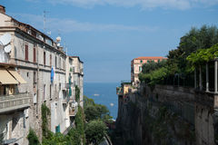 Sorrento Views Royalty Free Stock Image
